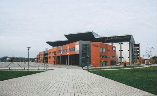 Hala sportowa/stadion Arena Szczecin / 1