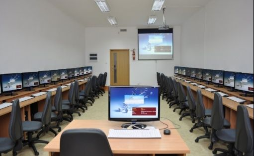 zdjęcie sali konferencyjnej, Centrum Szkoleniowo Konferencyjne Mazovia, Siedlce