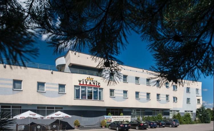 Centrum Konferencyjno-Bankietowe Titanic