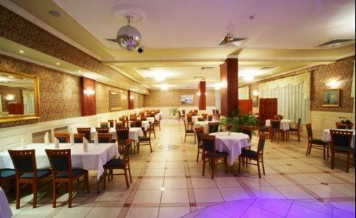 zdjęcie sali konferencyjnej, Centrum Konferencyjno-Bankietowe Titanic, Białystok