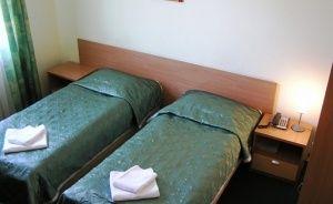 zdjęcie pokoju, Centrum Konferencyjno-Bankietowe Titanic, Białystok