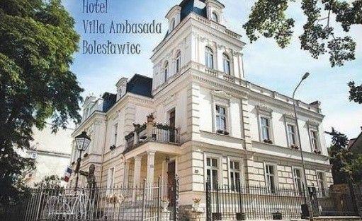 zdjęcie obiektu, Hotel Ambasada Bolesławiec, Bolesławiec