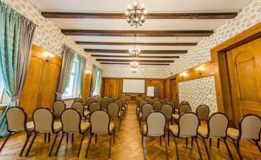 Pałace, dworki, zamki Dębowy Hotel|Event|SPA / 11