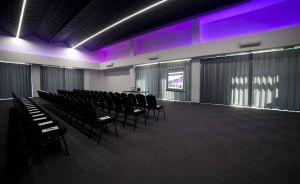 Sala FORTE - ustawienie teatralne