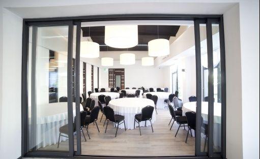 Sala MEZZO PIANO - ustawienie bankietowe