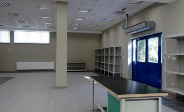 zdjęcie sali konferencyjnej, Opolskie Budowlane Centrum Biznesu , Opole