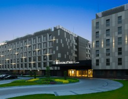 DoubleTree by Hilton Kraków Hotel & Convention Center