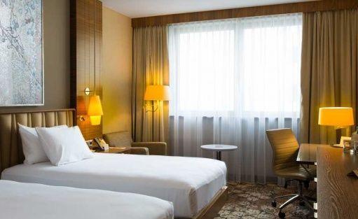 Hotel **** DoubleTree by Hilton Kraków Hotel & Convention Center / 2