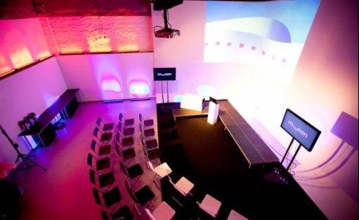 zdjęcie sali konferencyjnej, Studio Magazyn, Warszawa