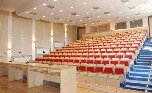 zdjęcie sali konferencyjnej, Dom Gościnny Przegorzały, Kraków