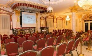 zdjęcie sali konferencyjnej, Hotel Książe Poniatowski, Warszawa