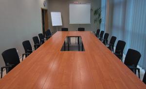 zdjęcie sali konferencyjnej, Wojewódzki Ośrodek Ruchu Drogowego w Szczecinie, Szczecin