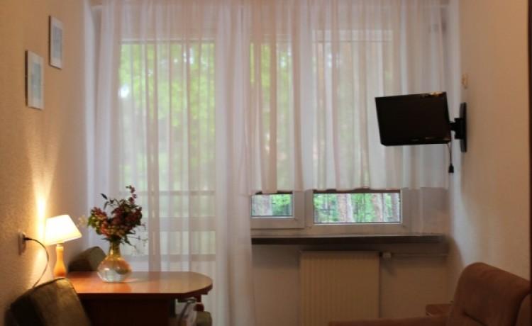 """zdjęcie pokoju, Ośrodek Konferencyjno-Wypoczynkowy """"Posejdon"""" w Ustce, Ustka"""