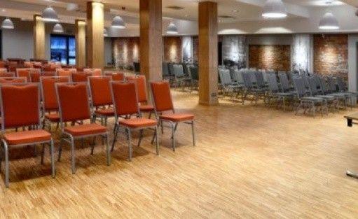 zdjęcie sali konferencyjnej, Hotel Port 110***, Iława