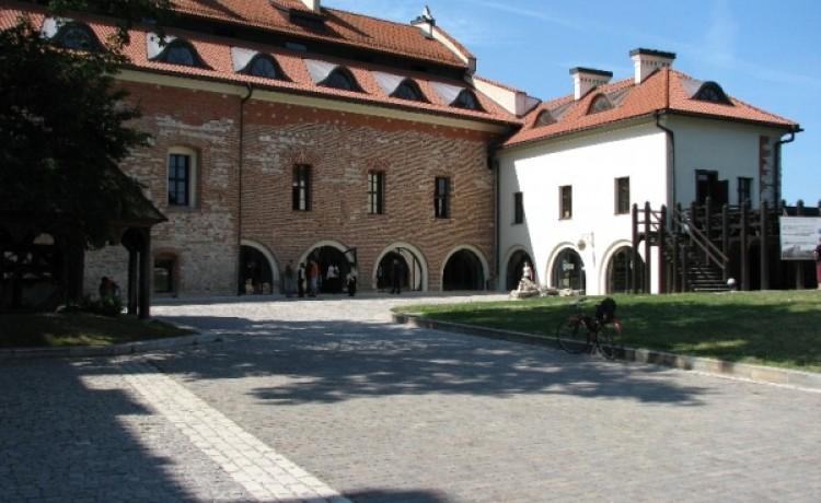 zdjęcie obiektu, Dom Gości Opactwa Benedyktynów w Tyńcu, Kraków