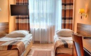 """zdjęcie pokoju, CWS """"Gwarek"""", Ustroń"""