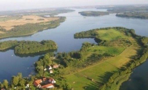 zdjęcie obiektu, Folwark na Półwyspie, Pojezierze Drawskie