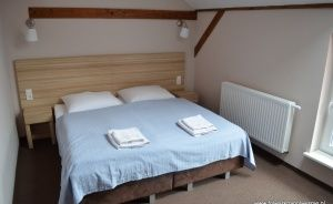 zdjęcie pokoju, Folwark na Półwyspie, Pojezierze Drawskie