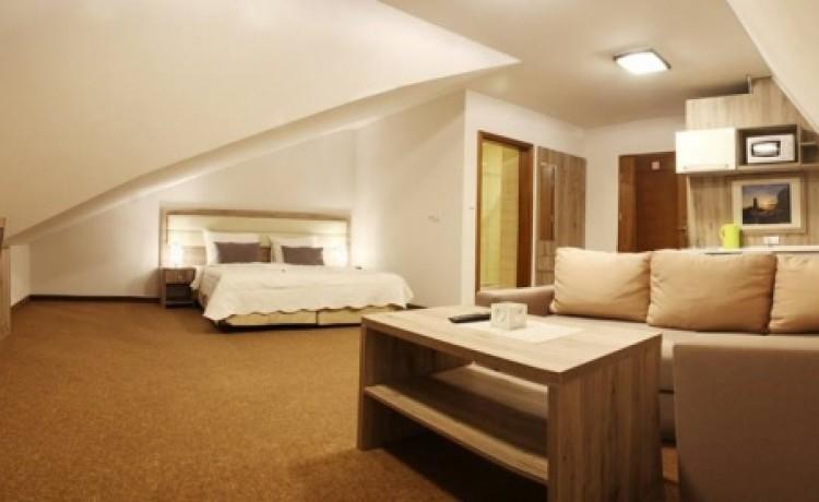 zdjęcie pokoju, Hotel Beskidian***, Węgierska Górka