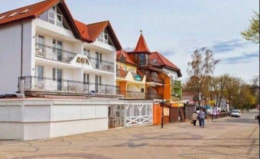 zdjęcie obiektu, Taverna & Villa Rafa, Mielno