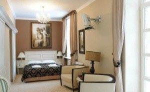 zdjęcie pokoju, Dwór Carski w Spale, Spała
