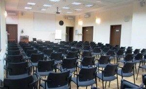 zdjęcie sali konferencyjnej, WenderEdu Business Center, Wrocław