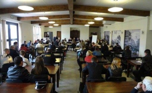 zdjęcie sali konferencyjnej, Spichlerz Galowice, Galowice