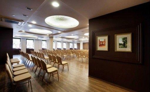 zdjęcie sali konferencyjnej, Sala Etno, Wrocław