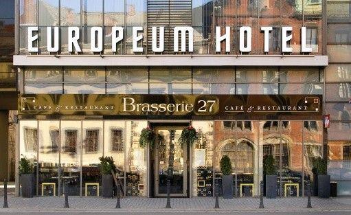 Hotel *** Hotel Europeum / 0