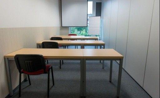 zdjęcie sali konferencyjnej, Centrum Innowacji ProLearning, Wrocław