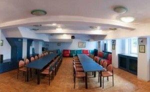 zdjęcie sali konferencyjnej, Wrocławski Kompleks Szkoleniowy, Wrocław