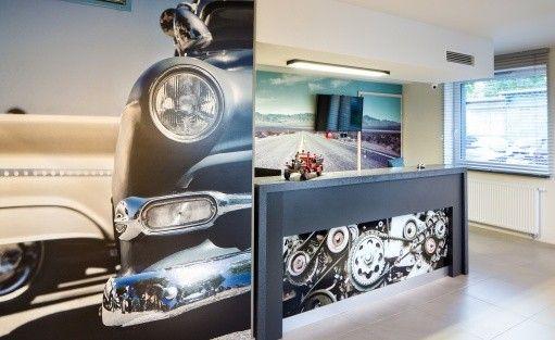 Hotel *** Automobil Hotel  / 1