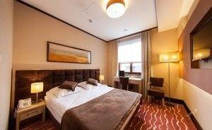 zdjęcie pokoju, Hotel Skarbek, Lubin