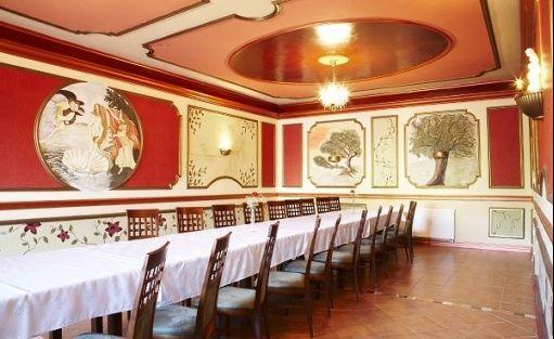 zdjęcie sali konferencyjnej, Art Renesans, Żórawina