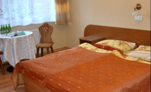 zdjęcie pokoju, Ośrodek wypoczynkowy Pod Dębem, Wójtowice