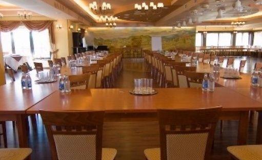 zdjęcie sali konferencyjnej, Hotel Chata za wsią, Mysłakowice/ k. Karpacza