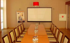zdjęcie sali konferencyjnej, ZATOKA, Sierpów