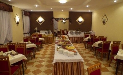 zdjęcie sali konferencyjnej, Ośrodek wczasowy Sorrento, Bystrzyca Kłodzka