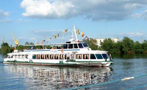 Inne Odra Queen & Peene Queen - konferencje, imprezy integracyjne, szkolenia na wodzie ! Rejs po Porcie! / 0