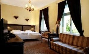 zdjęcie pokoju, Hotel Fryderyk***, Duszniki Zdrój