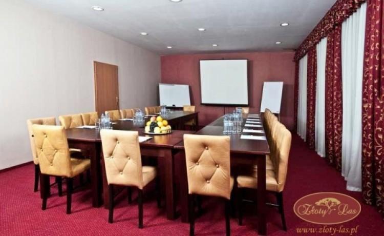 zdjęcie sali konferencyjnej, Hotel Złoty Las***, Świdnica