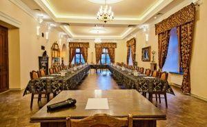 zdjęcie sali konferencyjnej, Pałac Odrowążów*****, Chlewiska koło Szydłowca