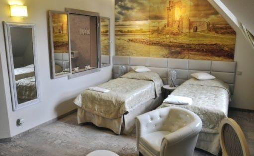 zdjęcie pokoju, Pałac Odrowążów*****, Chlewiska koło Szydłowca