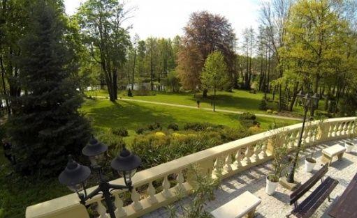 zdjęcie usługi dodatkowej, Pałac Odrowążów*****, Chlewiska koło Szydłowca