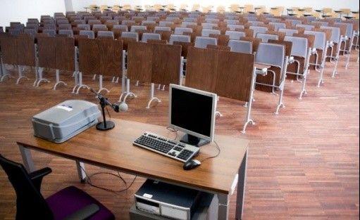 zdjęcie sali konferencyjnej, Centrum Turystyki i Rekreacji WSIiZ, Rzeszów