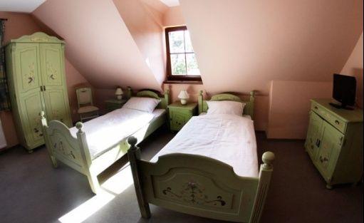 zdjęcie pokoju, Gościniec Nowa Wioska, Dziećmorowice, Wałbrzych