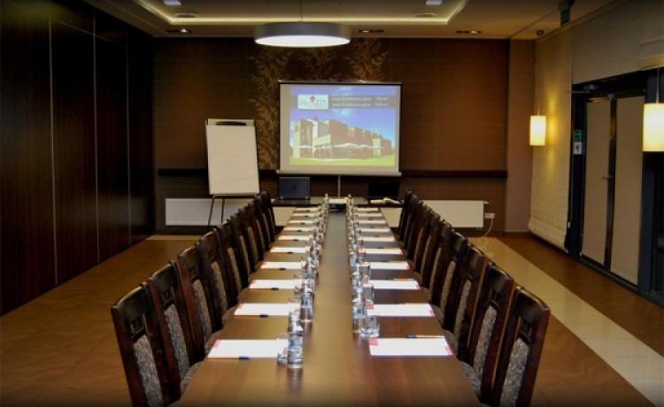 zdjęcie sali konferencyjnej, Hotel Cztery Brzozy, Gdańsk