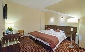 zdjęcie pokoju, Hotel Cztery Brzozy, Gdańsk