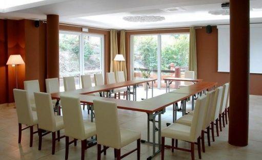 zdjęcie sali konferencyjnej, Centrum Green Hill Busines & SPA, Wisła