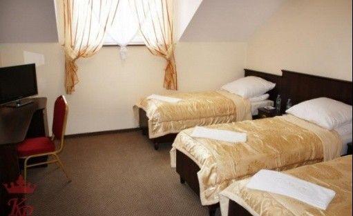 zdjęcie pokoju, Centrum Bankietowo-Konferencyjne Korona Palace, Leźnica Wielka